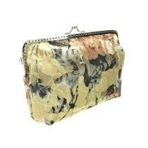 Damen Handtasche, Brauttasche, clutch aus Spitze mit satin für Braut zur hochzeit 0565